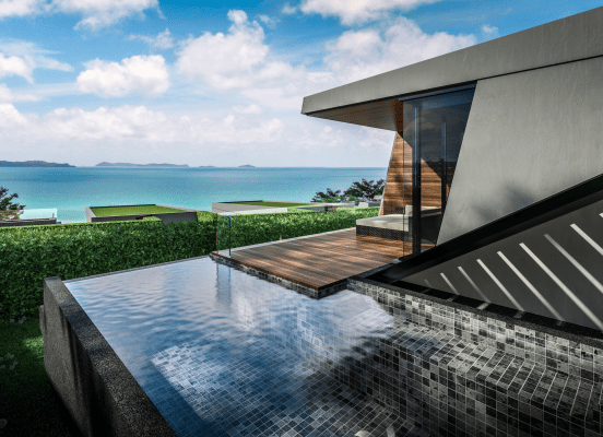 Na Jomtien Pool Villas Mason Pattaya