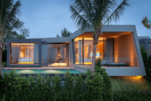 Double Grand Pool Villa at Mason Pattaya
