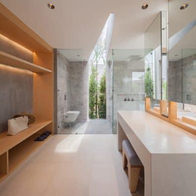 Garden Pool Villa - Bathroom - Mason Pattaya