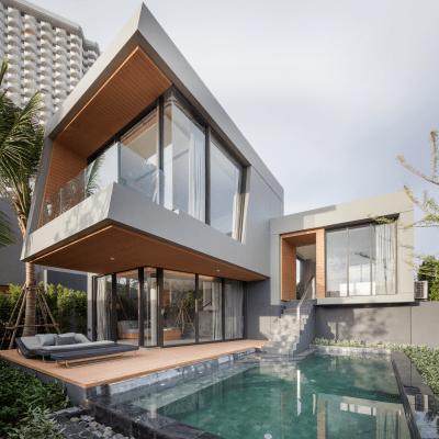 Duplex Grand Pool Villa - Mason Pattaya