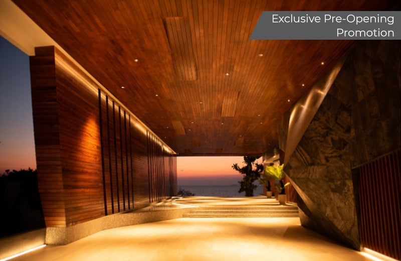 Exclusive Pre-Opening Promotion at Mason Pattaya