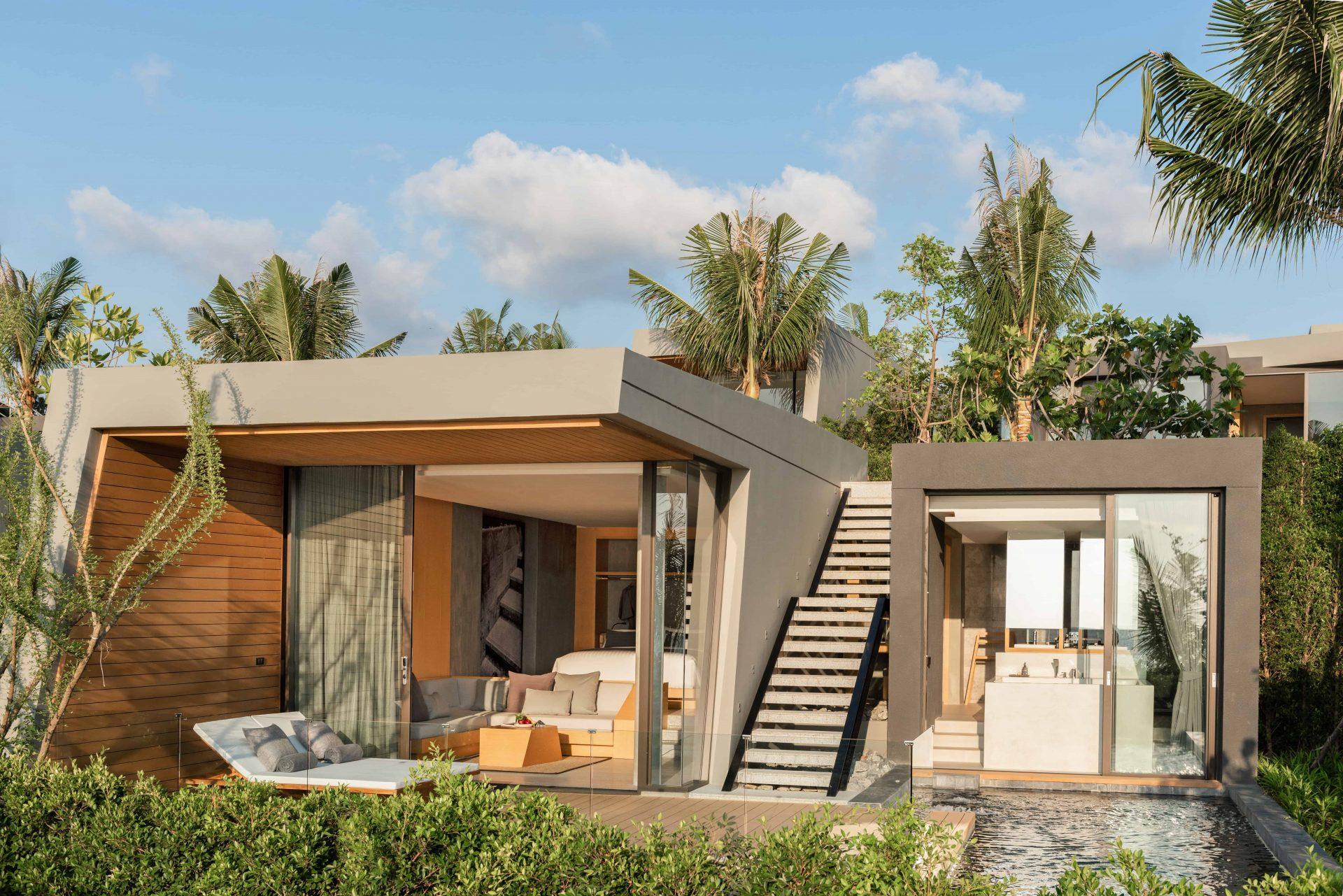 Mason Pattaya - Beach Front Pool Villa