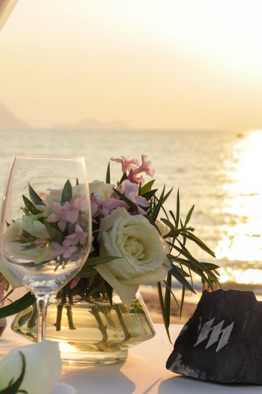 MASON Romantic Dinner 1